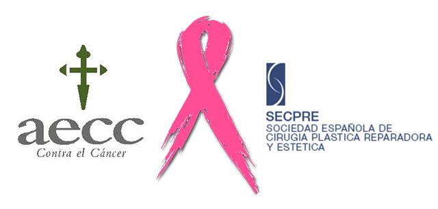 Logotipo Asociación contra el cáncer