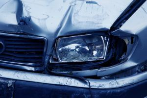 sentencia de accidente de tráfico