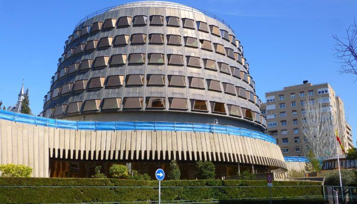 tribunal constitucional sobre impuesto plusvalía municipal