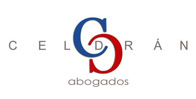 logotipo celdrán abogados